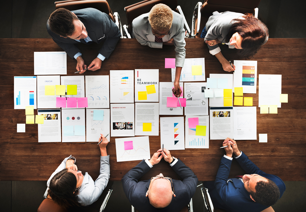 Careful planning that comes with brainstorming and discussions can help your business go farther and stronger.