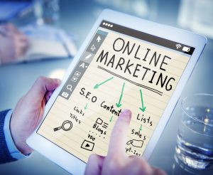 Online digital market is the preferred marketing platform in business today.